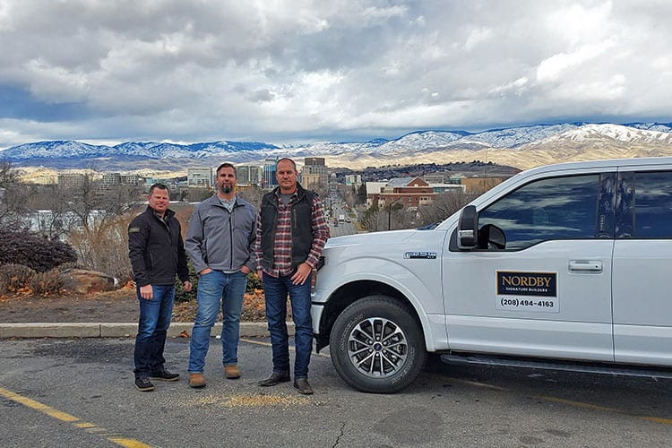 Nordby Signature Builders – Expansion Into Idaho